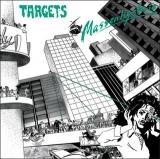 TARGETS - Massenhysterie - LP, White Vinyl