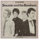 SIOUXSIE AND THE BANSHEES - The Peel Sessions 1977-1978 - LP, Red Vinyl
