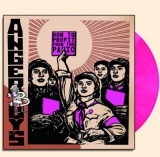 ANGERBOYS - How To Profit From The Panic - LP, Pink Transparent Vinyl